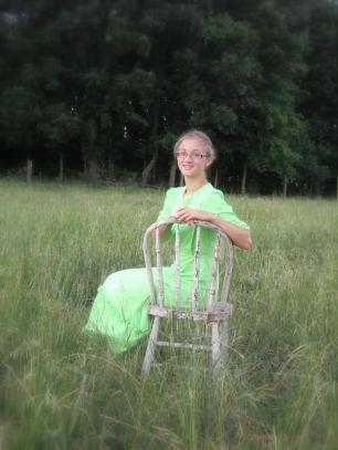 Kayle Newswanger, 14.