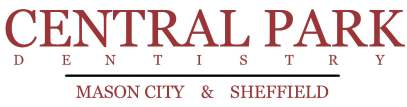 logo central dentistry